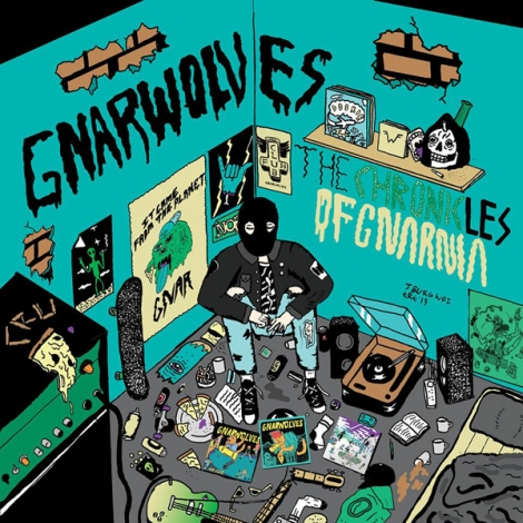 Gnarwolves-Album